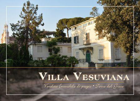 Vendita Villa Vesuviana