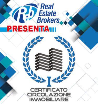 Certificato Circolazione Immobiliare by Real Estate Brokers srl